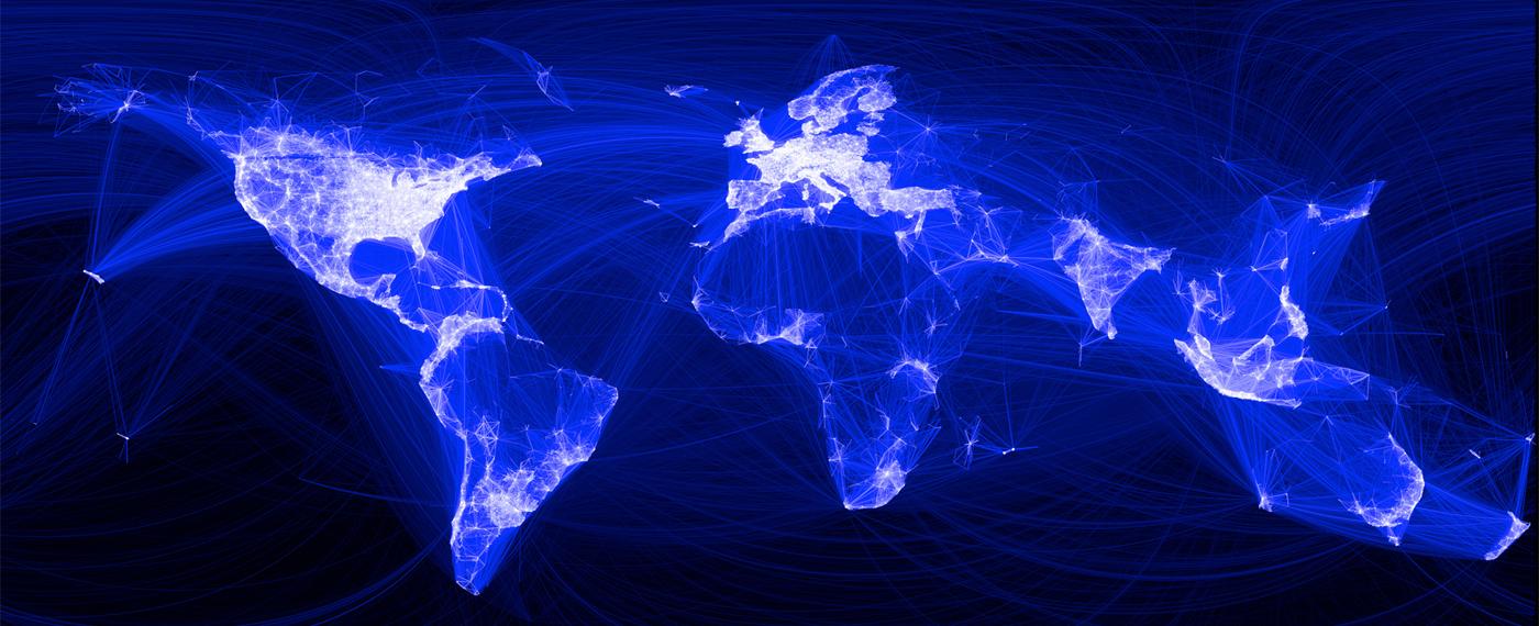 Rede de 1GIGA no laboratório de banco de dados
